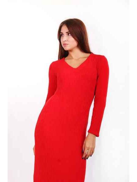Платье Роберта (красный)