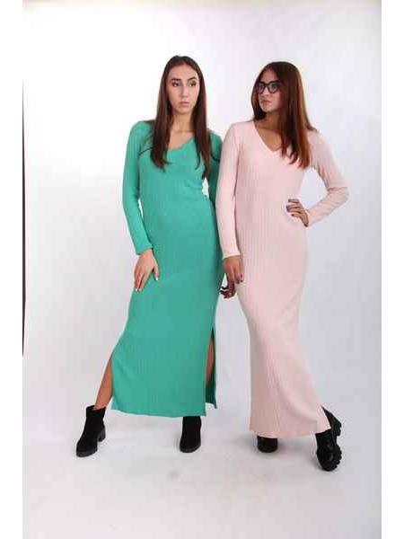 Roberta (turquoise) dress