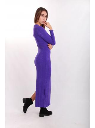 Roberta (purple) dress