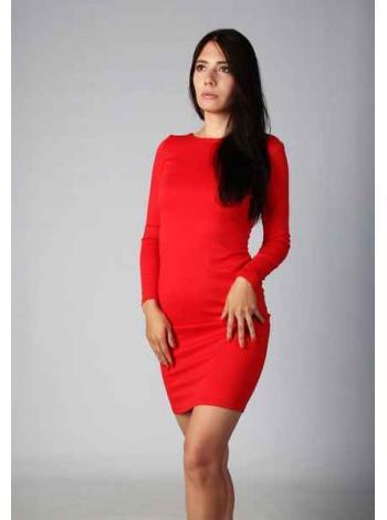 Платье Ориана (красный)
