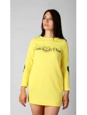 Платье Люси (желтый)