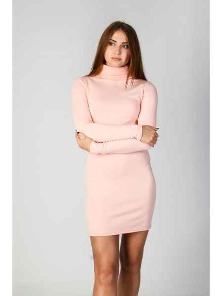 Платье Абелина (розовый)