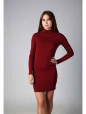Платье Абелина (красный)