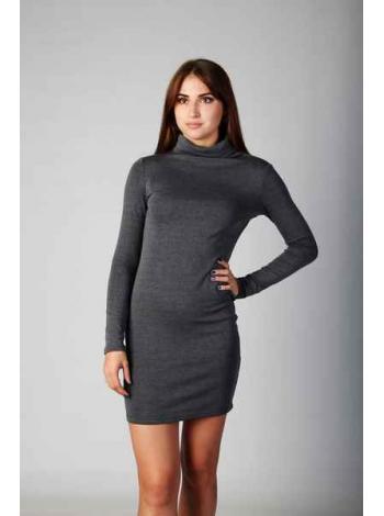 Платье Абелина (серый)