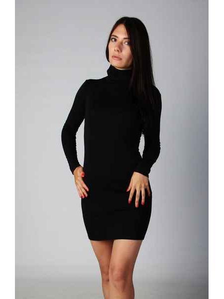 Платье Абелина (черный)