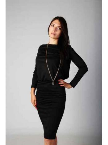 Платье Монтана (черный)