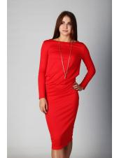 Платье Монтана (красный)