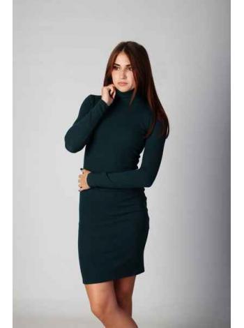 Платье Хилари (темно-зеленый)