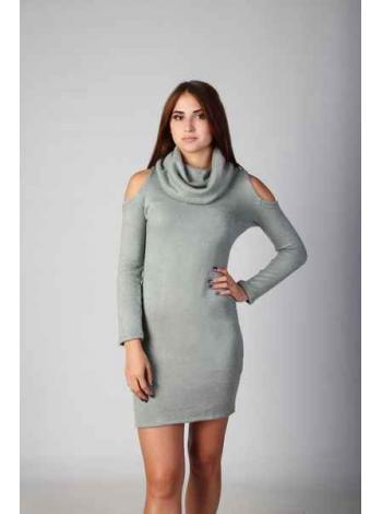 Платье Лола (серый)