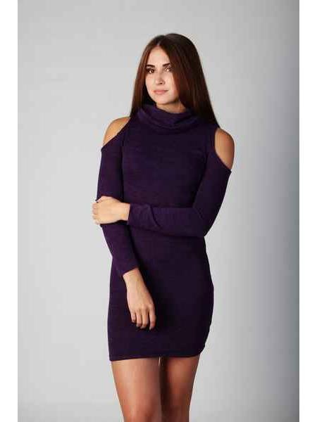 Платье Лола (фиолетовый)