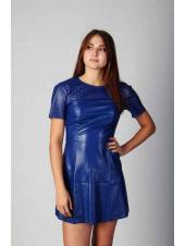 Платье Зана (электрик)