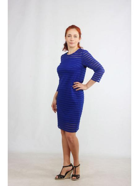 Undina (blue) dress