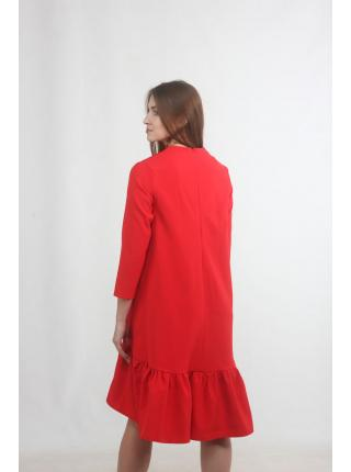 Femida (red) dress