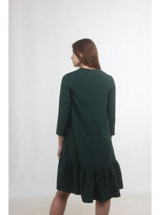 Femida (green) dress