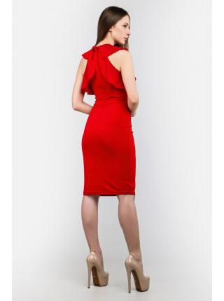 Платье Рафаэла (красный)