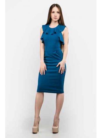 Платье Рафаэла (джинс)