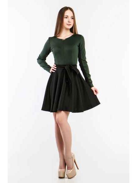 Платье Преста (зеленый)