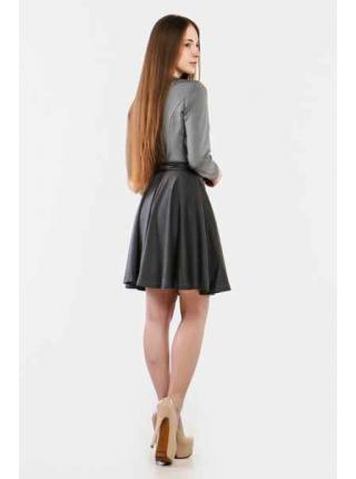 Платье Преста (серый)