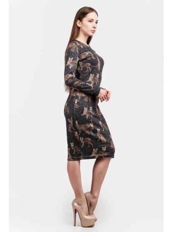 Платье Дольче Габбана (темный)