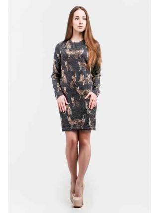 Платье Дольче Габбана мини (темный)
