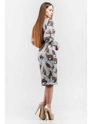Платье Дольче Габбана (серый)