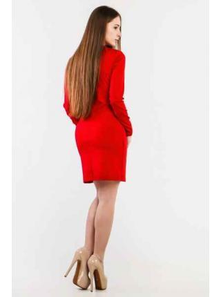 Платье Осла мини (красный)