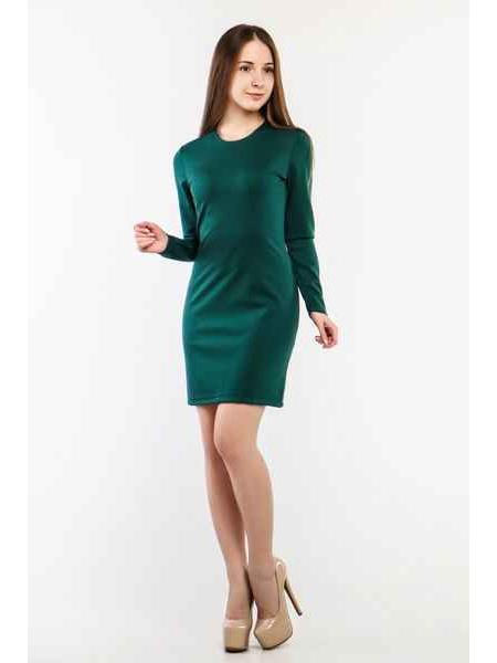 Платье Осла мини (хаки)