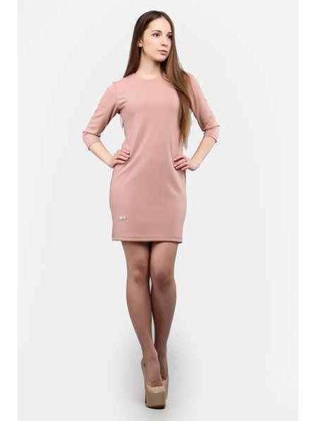 Платье Прима (бежевый)