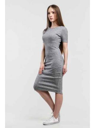 Платье Джерси (графит)