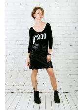 Боди 1990 (черный)