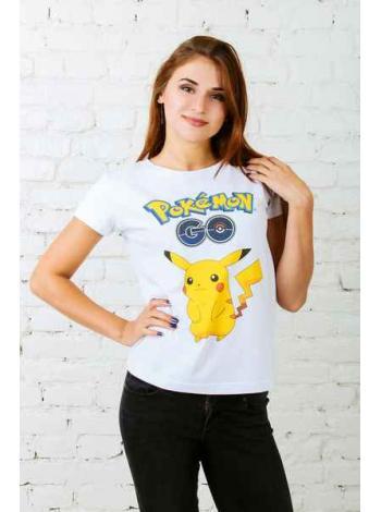 Футболка Pokemon GO