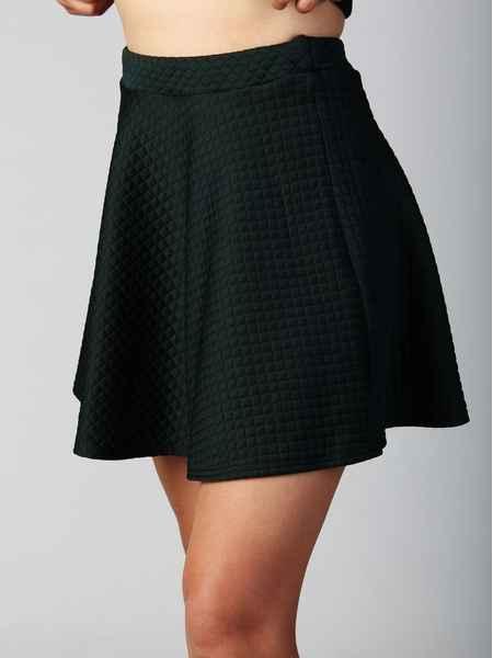 Юбка Тринити (темно-зеленый)