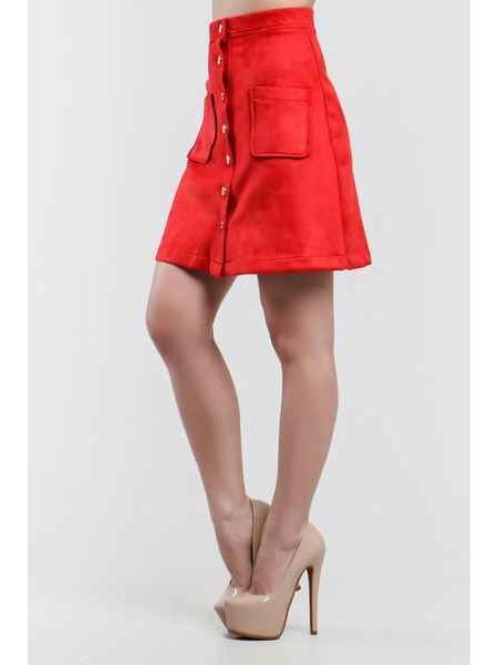 Bell (red) skirt