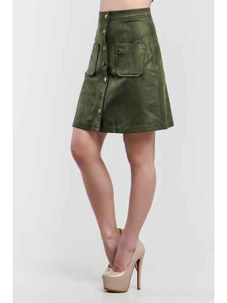 Bell (khaky) skirt
