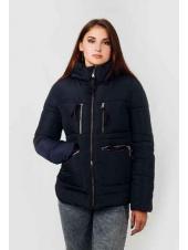 Женская куртка Женевьева (синий)