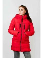 Женская куртка Альберта (красный)