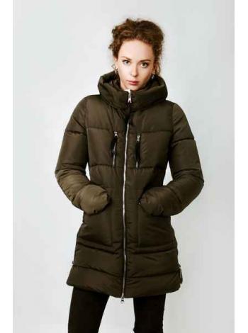 Женская куртка Альберта (хаки)