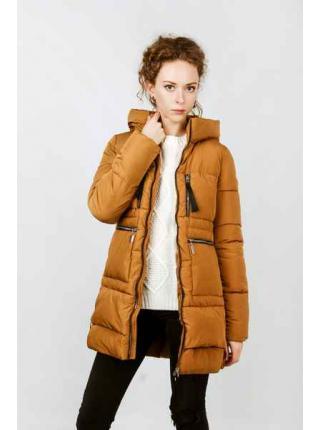 Женская куртка Альберта (бронзовый)