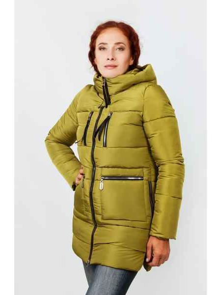 Женская куртка Альберта (яблоко)