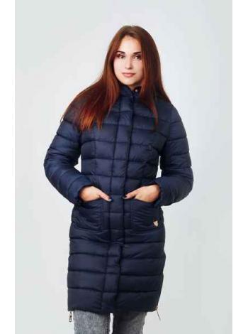 Женская куртка Ираида (синий)