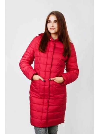 Женская куртка Ираида (красный)