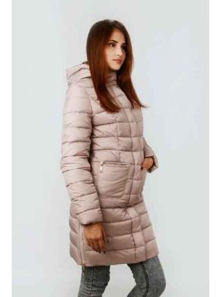 Женская куртка Ираида (капучино)