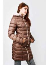 Женская куртка Витней (кофе)