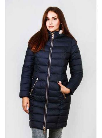Женская куртка Витней (синий)