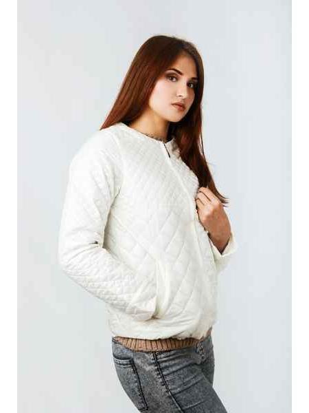 Куртка Донита (белый)
