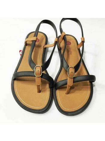 Grendha Navy Sandal Fem черный