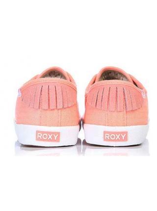 Кеды женские Roxy Smash Coral