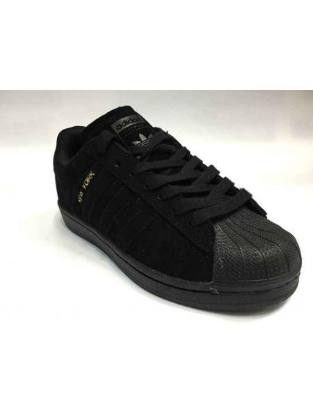 Adidas Superstar City New York black