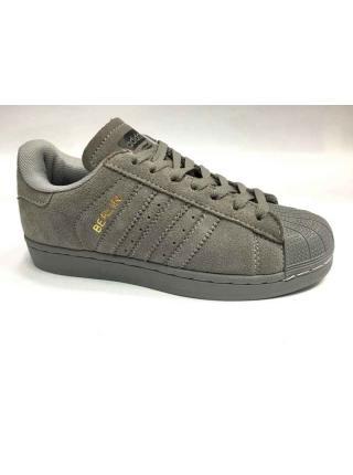 Adidas Superstar City Berlin grey