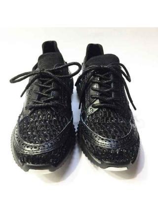 Кроссовки Ellie (черный)